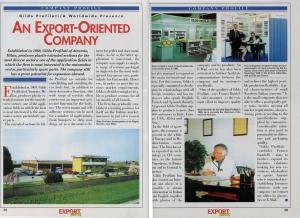 Export Parts - Maggio 1997