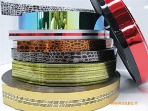 Profili adesivi e bordi decorativi di qualit gildo for Bordi adesivi decorativi