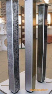 Gambe per Tavoli - Aluminium Table Legs