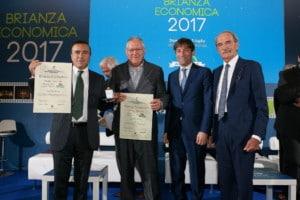 Gildo Profilati Premiata a Brianza Economica 2017