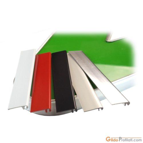 Profilo T95 per lettere scatolate ed insegne pubblicitarie - Profili Plastici