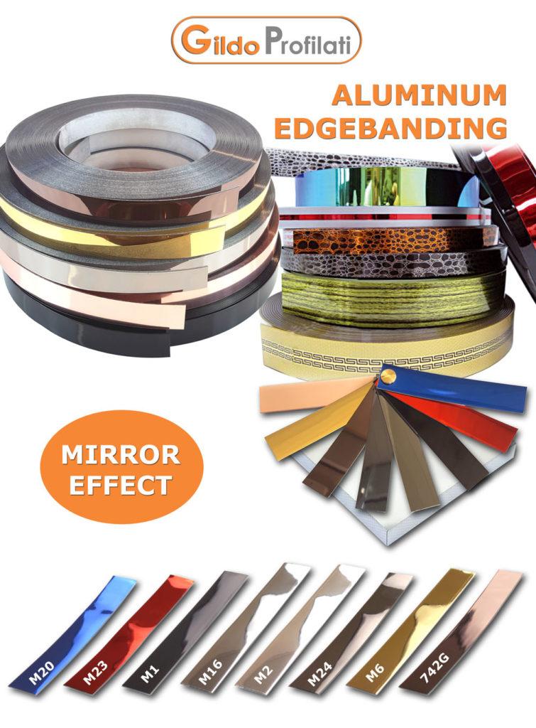 Aluminum Edgebanding
