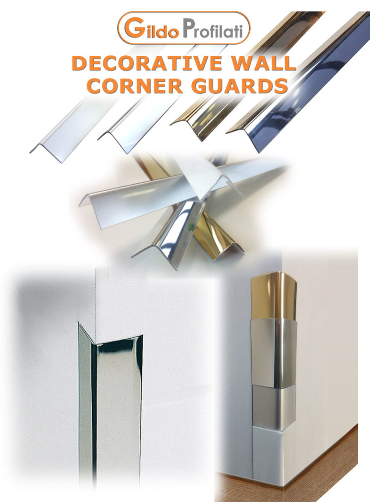 Decorative Wall Corner Guards