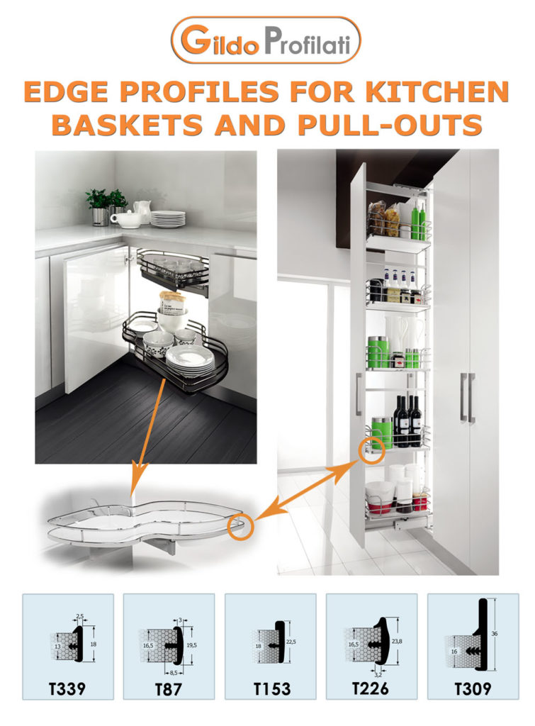 Pull-Out Magic Corner: The sliding kitchen basket